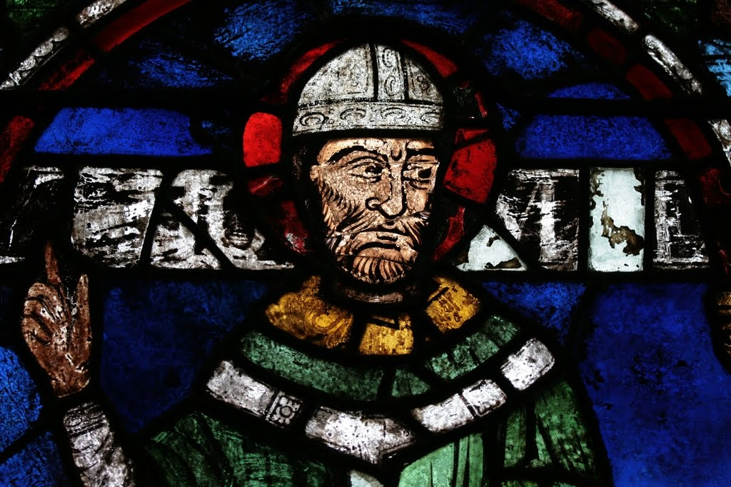 Saint Thomas Becket.